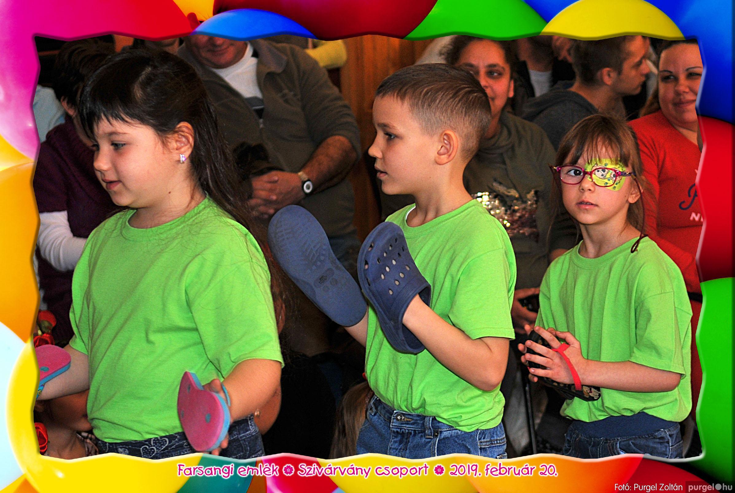 2019.02.20. 140 Kurca-parti Óvoda farsang 2019. - Szivárvány csoport - Fotó:PURGEL ZOLTÁN© 607.jpg
