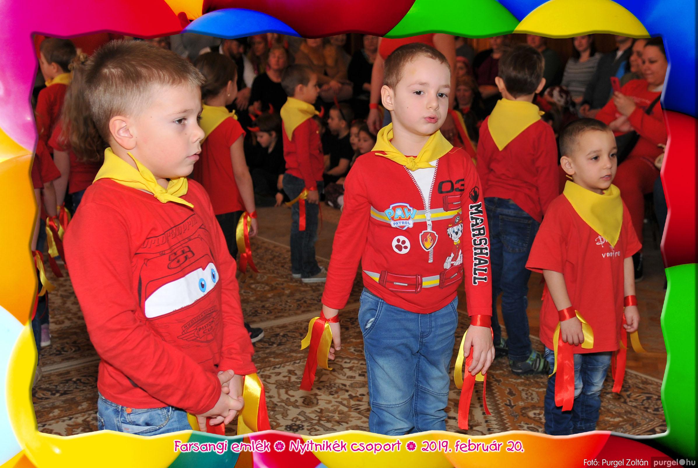 2019.02.20. 133 Kurca-parti Óvoda farsang 2019. - Nyitnikék csoport - Fotó:PURGEL ZOLTÁN© 537.jpg