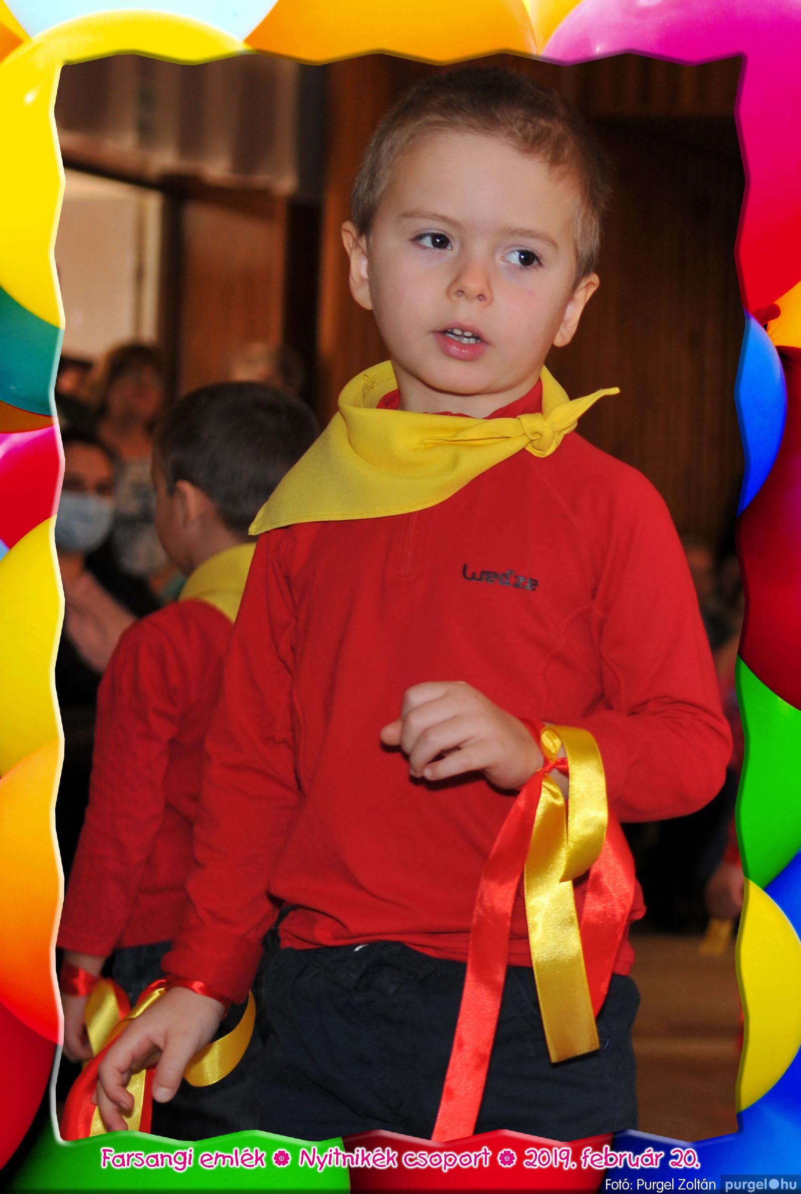 2019.02.20. 130 Kurca-parti Óvoda farsang 2019. - Nyitnikék csoport - Fotó:PURGEL ZOLTÁN© 534.jpg