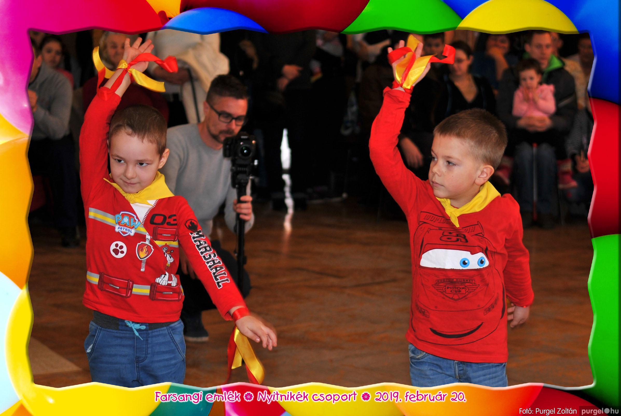 2019.02.20. 117 Kurca-parti Óvoda farsang 2019. - Nyitnikék csoport - Fotó:PURGEL ZOLTÁN© 521.jpg