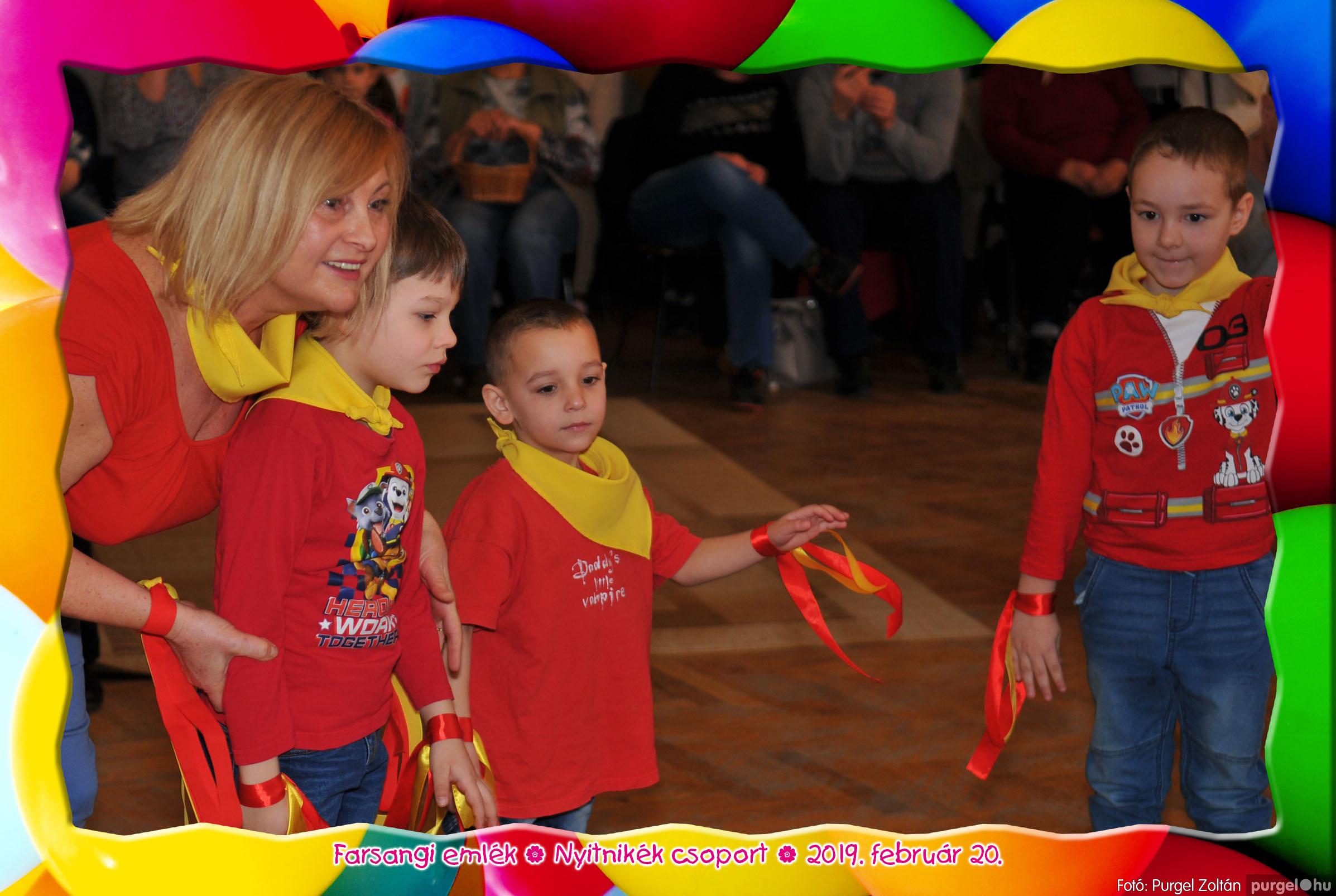 2019.02.20. 115 Kurca-parti Óvoda farsang 2019. - Nyitnikék csoport - Fotó:PURGEL ZOLTÁN© 519.jpg