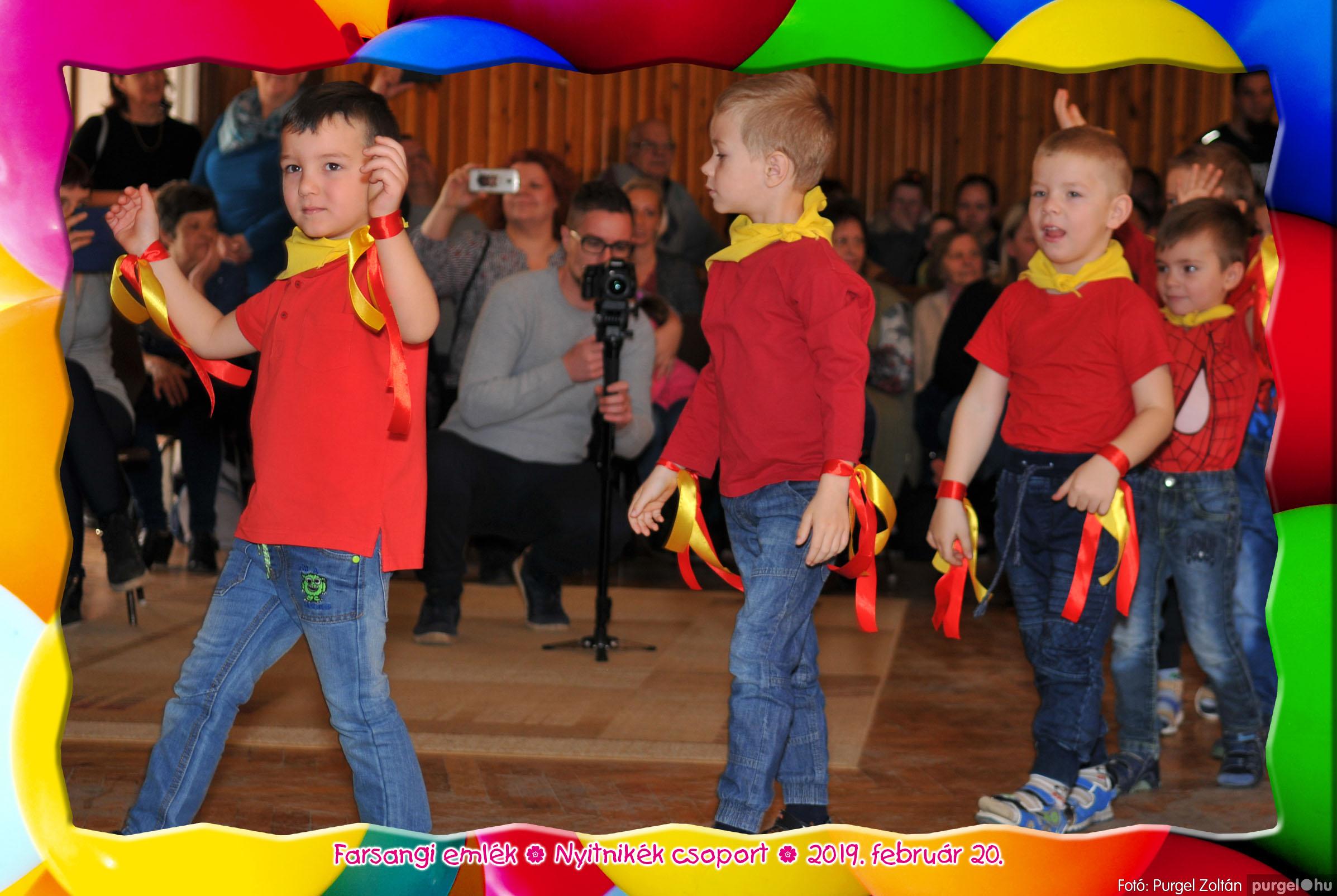 2019.02.20. 101 Kurca-parti Óvoda farsang 2019. - Nyitnikék csoport - Fotó:PURGEL ZOLTÁN© 505.jpg