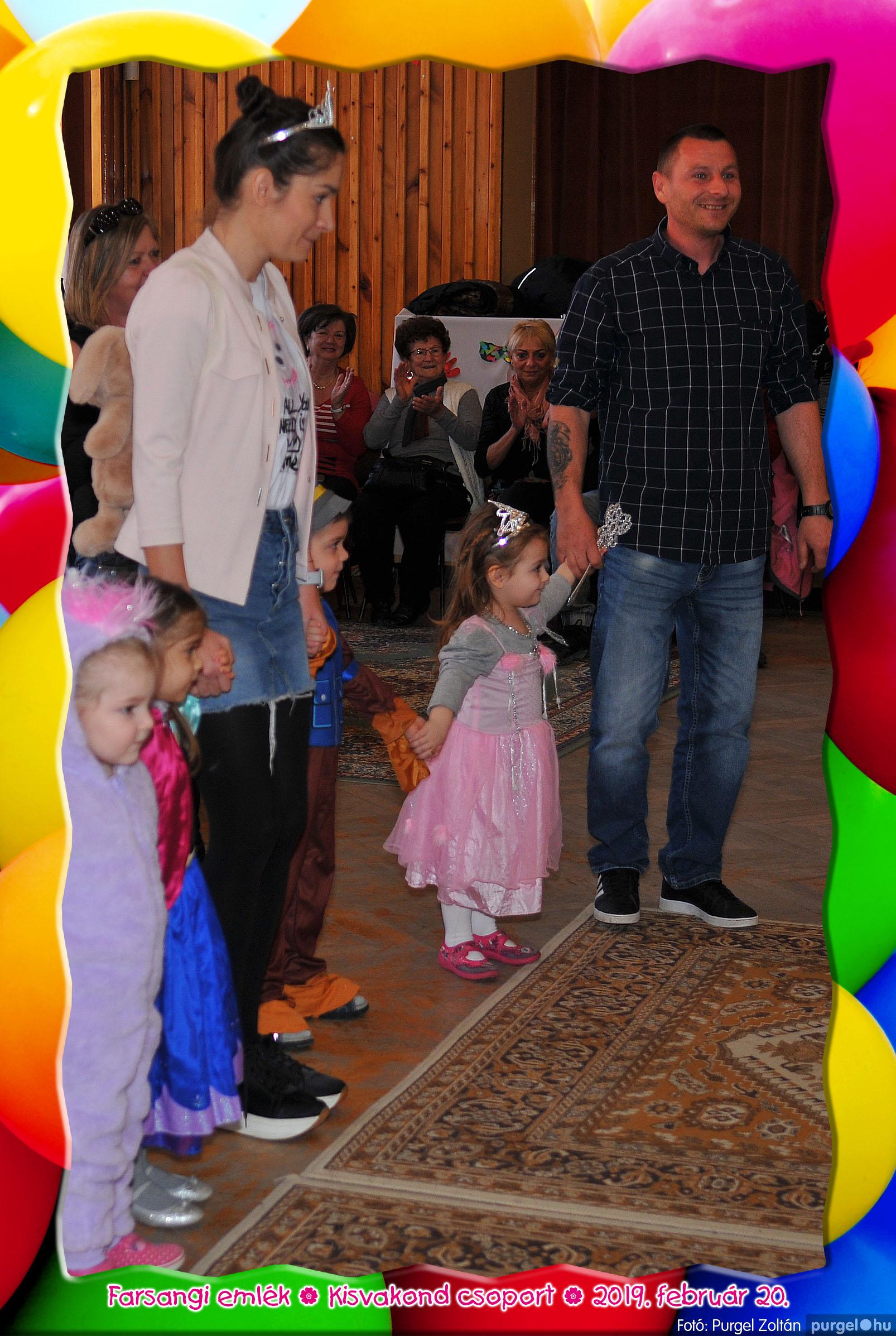 2019.02.20. 095 Kurca-parti Óvoda farsang 2019. - Kisvakond csoport - Fotó:PURGEL ZOLTÁN© 318.jpg