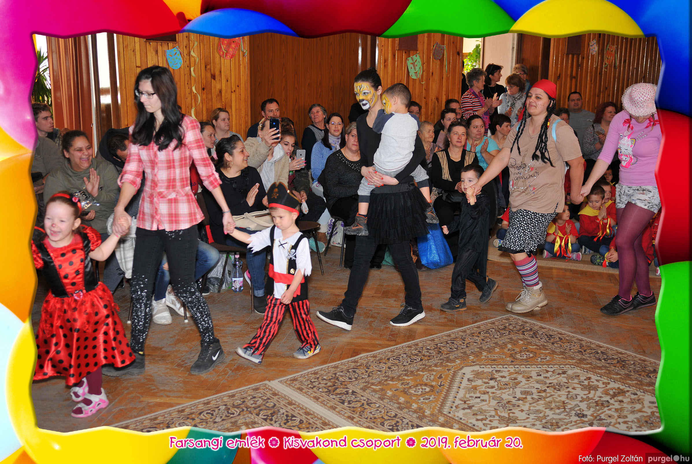 2019.02.20. 094 Kurca-parti Óvoda farsang 2019. - Kisvakond csoport - Fotó:PURGEL ZOLTÁN© 317.jpg