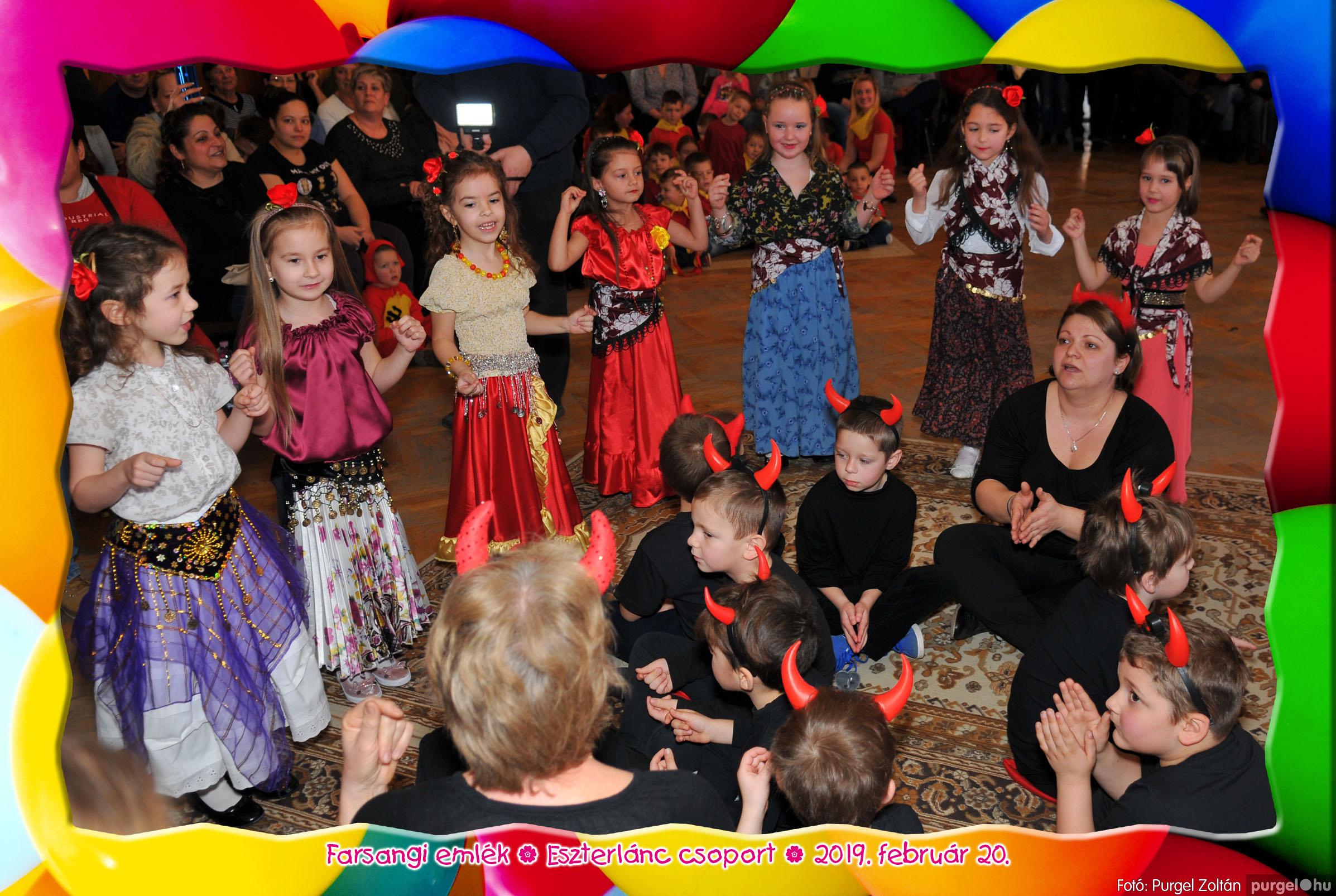 2019.02.20. 023 Kurca-parti Óvoda farsang 2019. - Eszterlánc csoport - Fotó:PURGEL ZOLTÁN© 123.jpg