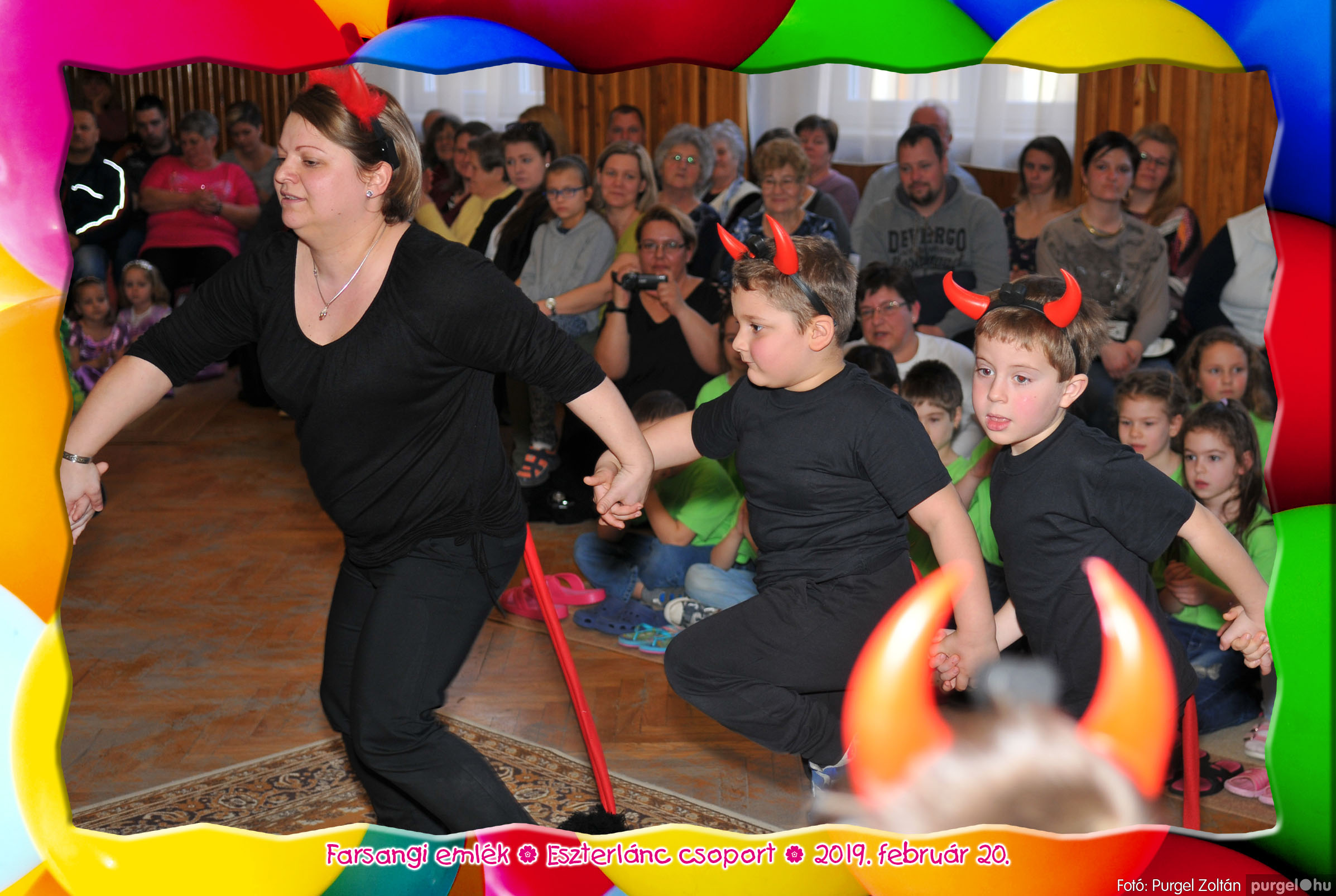 2019.02.20. 015 Kurca-parti Óvoda farsang 2019. - Eszterlánc csoport - Fotó:PURGEL ZOLTÁN© 115.jpg