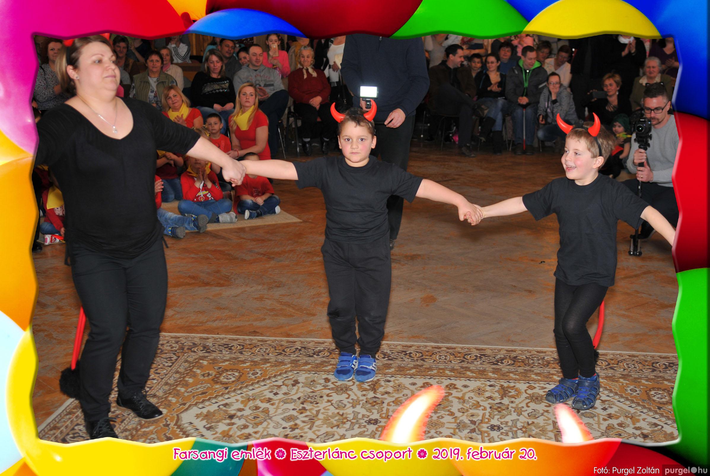 2019.02.20. 009 Kurca-parti Óvoda farsang 2019. - Eszterlánc csoport - Fotó:PURGEL ZOLTÁN© 109.jpg