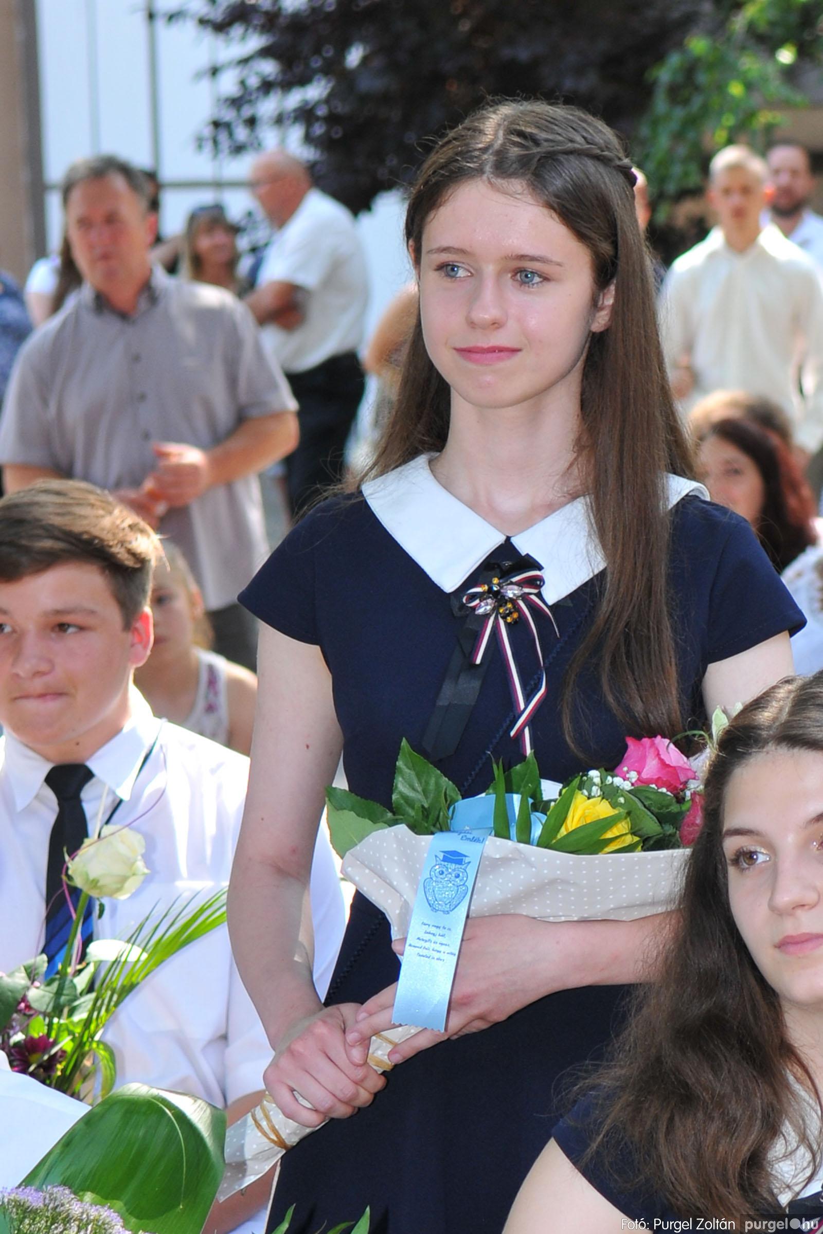 2019.06.15. 193 Forray Máté Általános Iskola ballagás 2019. - Fotó:PURGEL ZOLTÁN© D3K_7120q.jpg