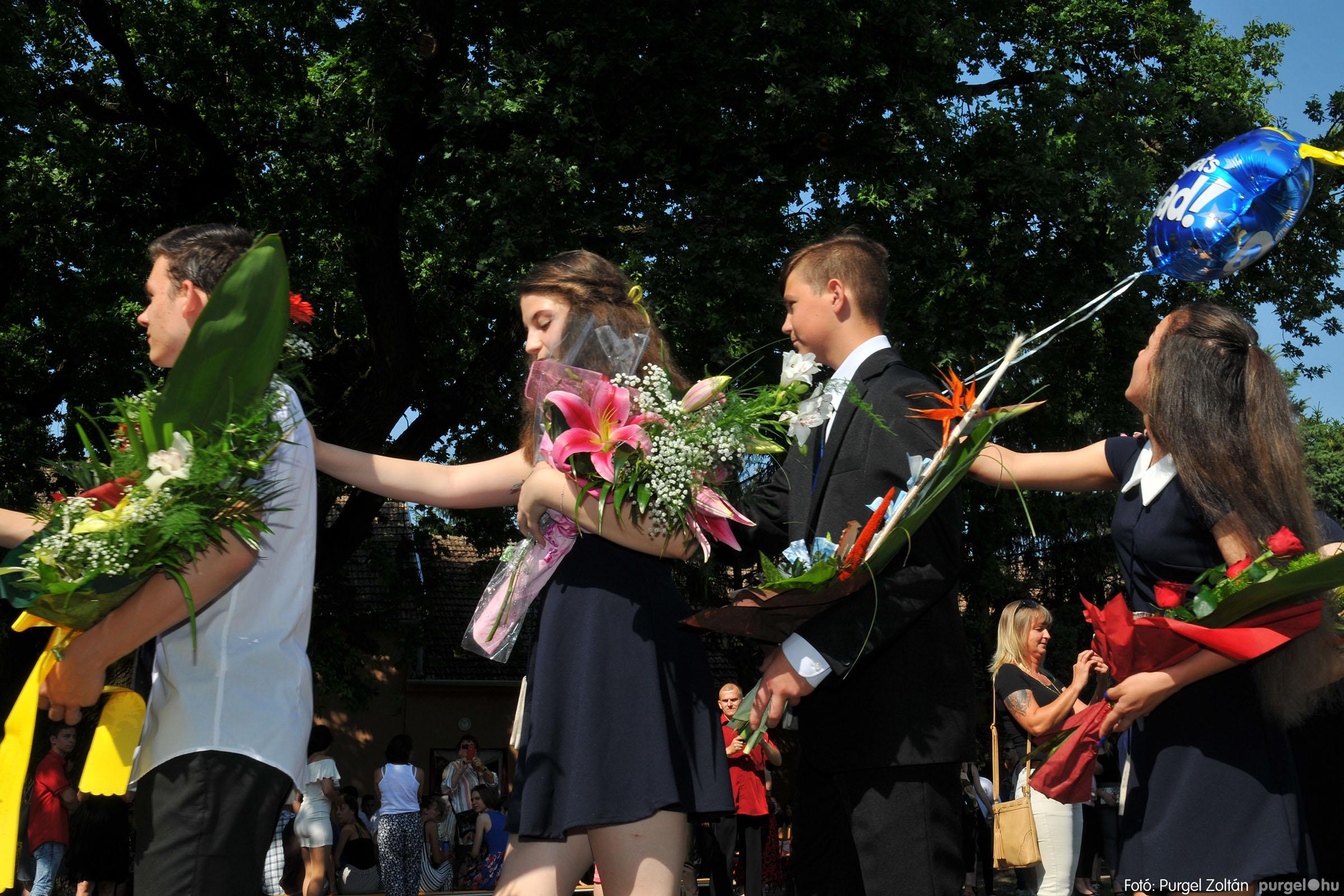 2019.06.15. 106 Forray Máté Általános Iskola ballagás 2019. - Fotó:PURGEL ZOLTÁN© D3K_6999q.jpg
