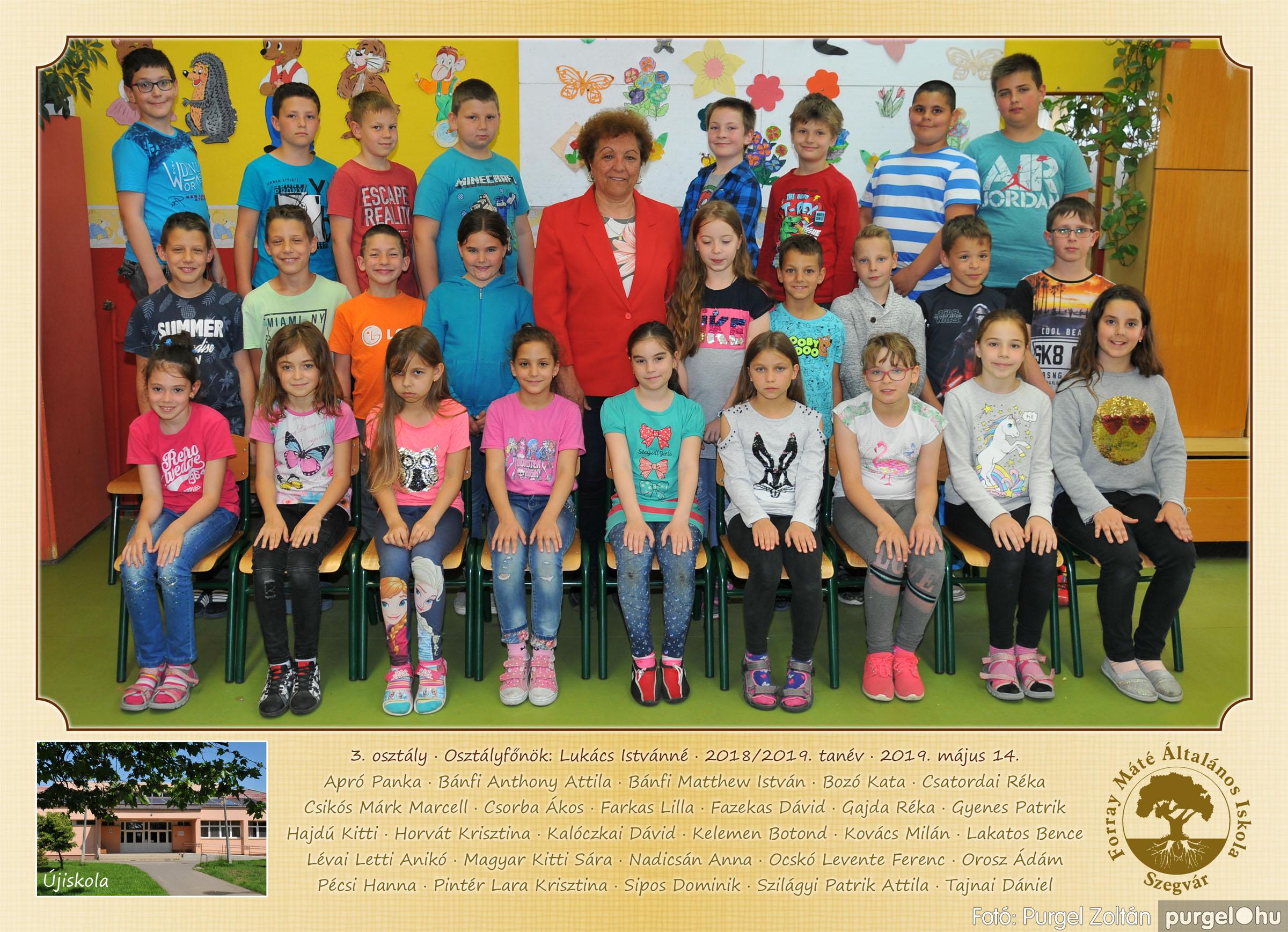 2019.05.14-29. 003 Forray Máté Általános Iskola osztályképek 2019. - Fotó:PURGEL ZOLTÁN© 3.jpg