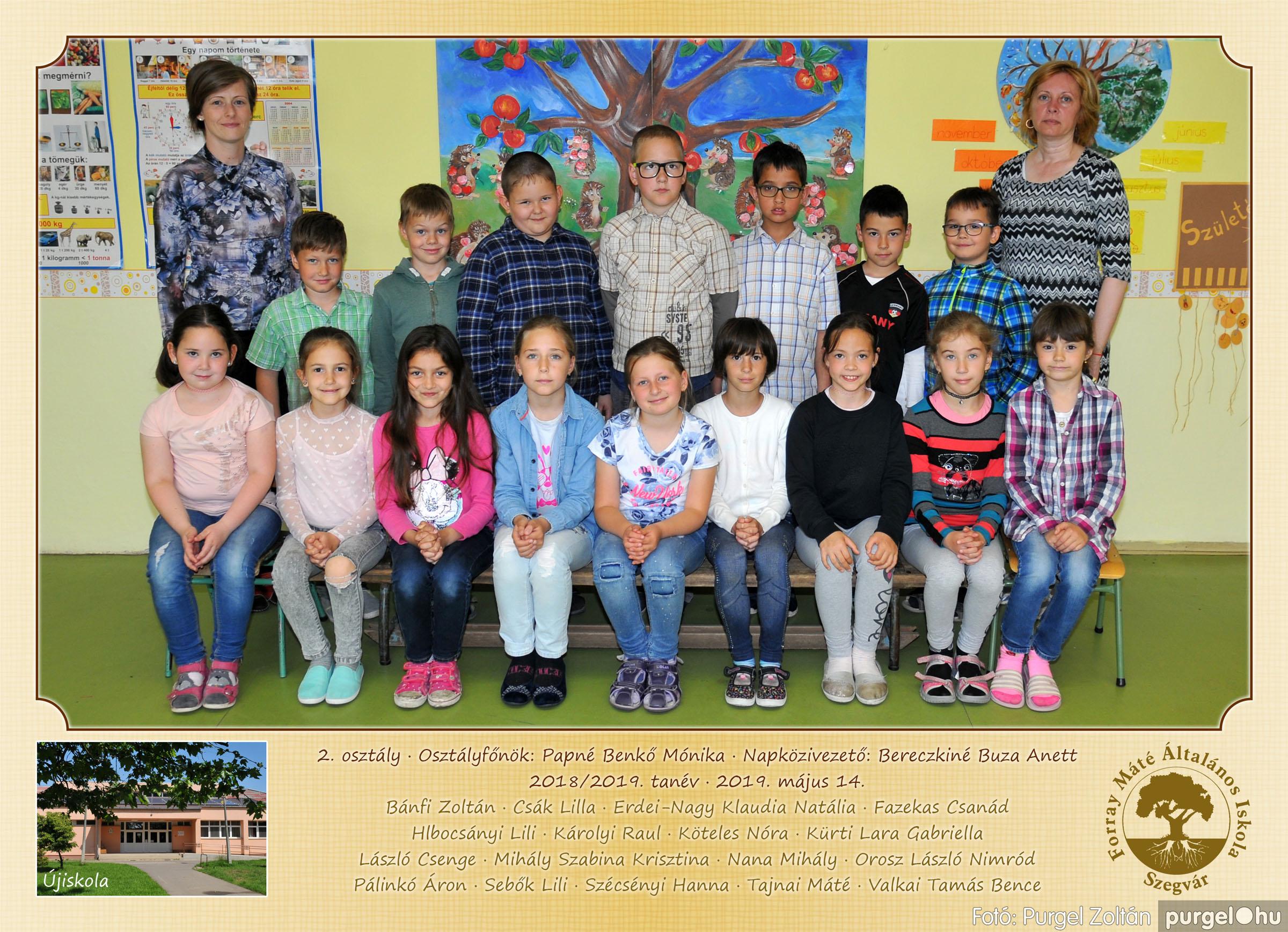 2019.05.14-29. 002 Forray Máté Általános Iskola osztályképek 2019. - Fotó:PURGEL ZOLTÁN© 2.jpg