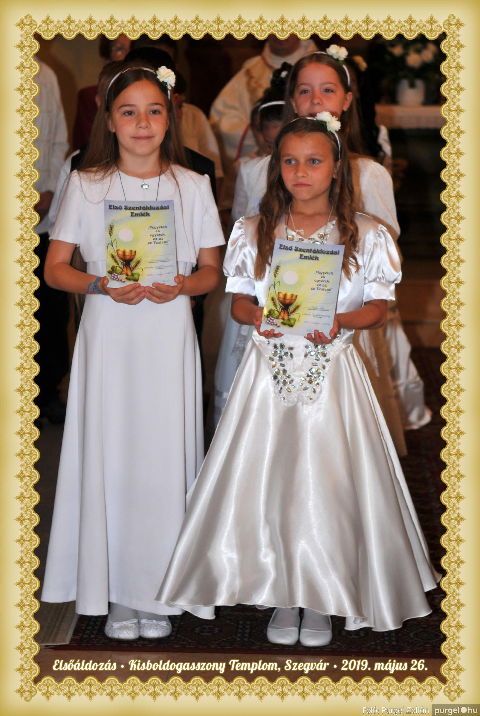 2019.05.26. 045 Kisboldogasszony Templom elsőáldozás - Fotó:PURGEL ZOLTÁN© 045.jpg