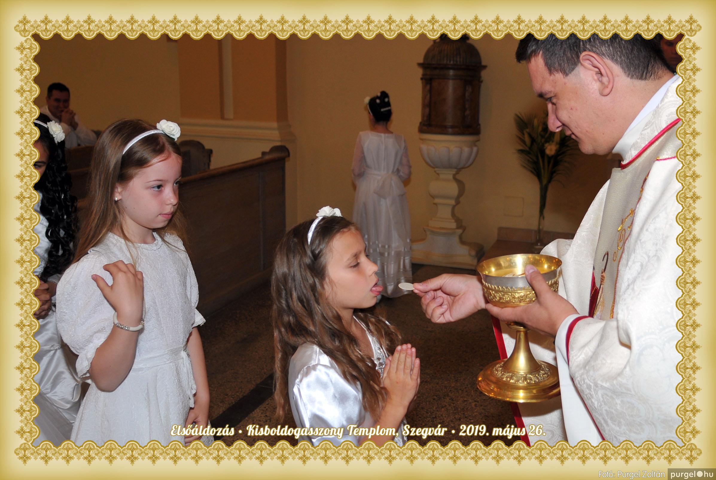 2019.05.26. 027 Kisboldogasszony Templom elsőáldozás - Fotó:PURGEL ZOLTÁN© 027.jpg