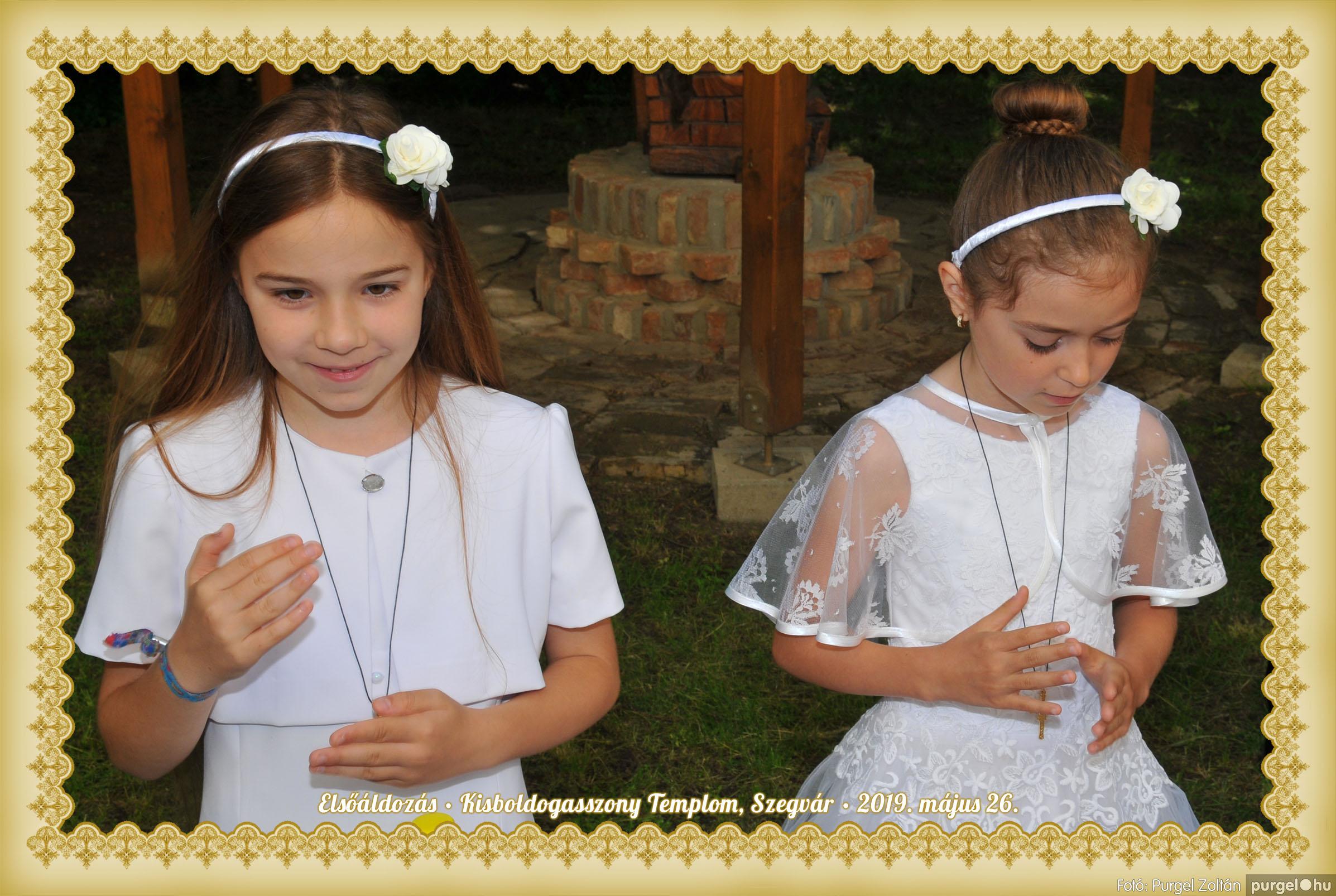 2019.05.26. 049 Kisboldogasszony Templom elsőáldozás - Fotó:PURGEL ZOLTÁN© 049.jpg