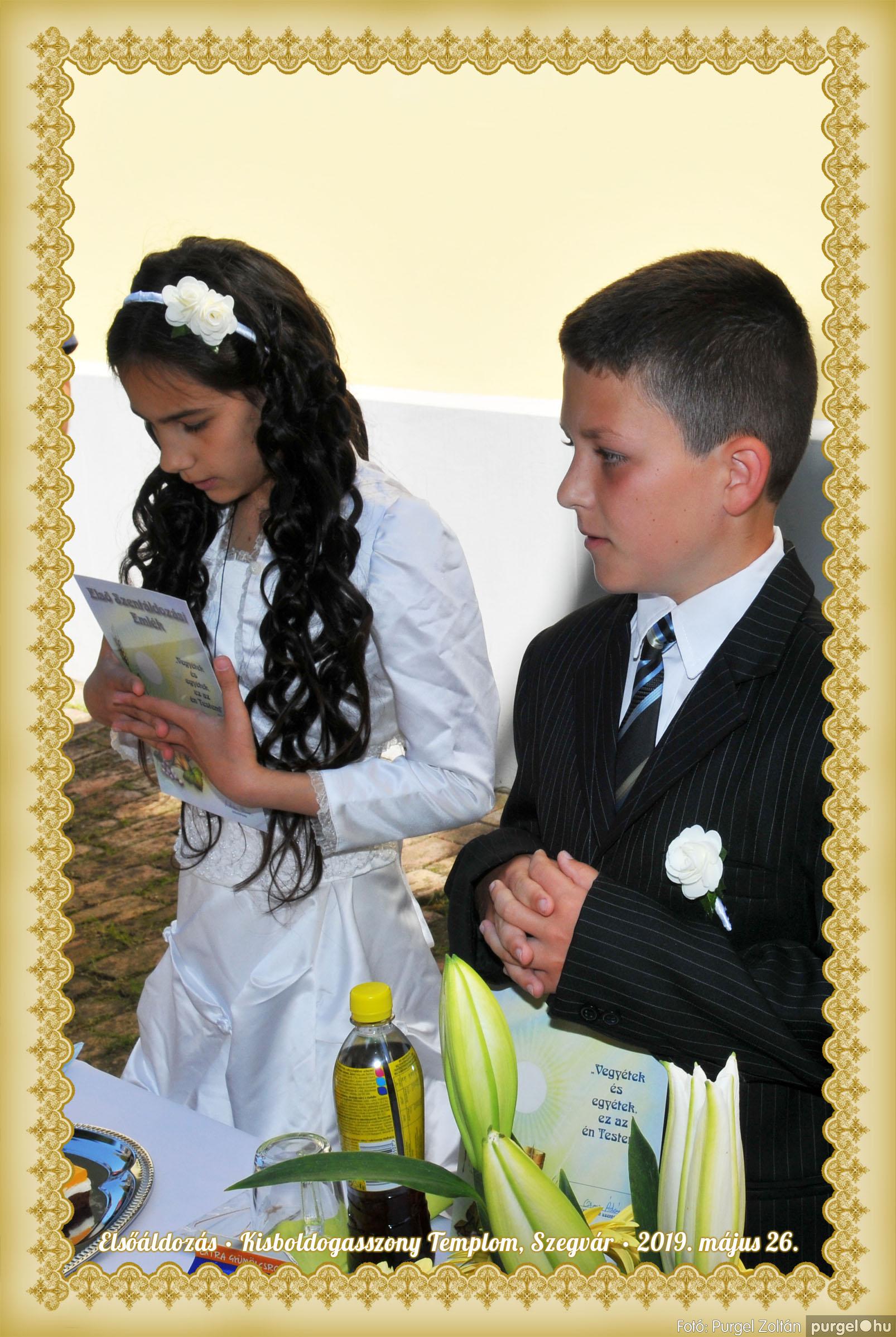 2019.05.26. 048 Kisboldogasszony Templom elsőáldozás - Fotó:PURGEL ZOLTÁN© 048.jpg