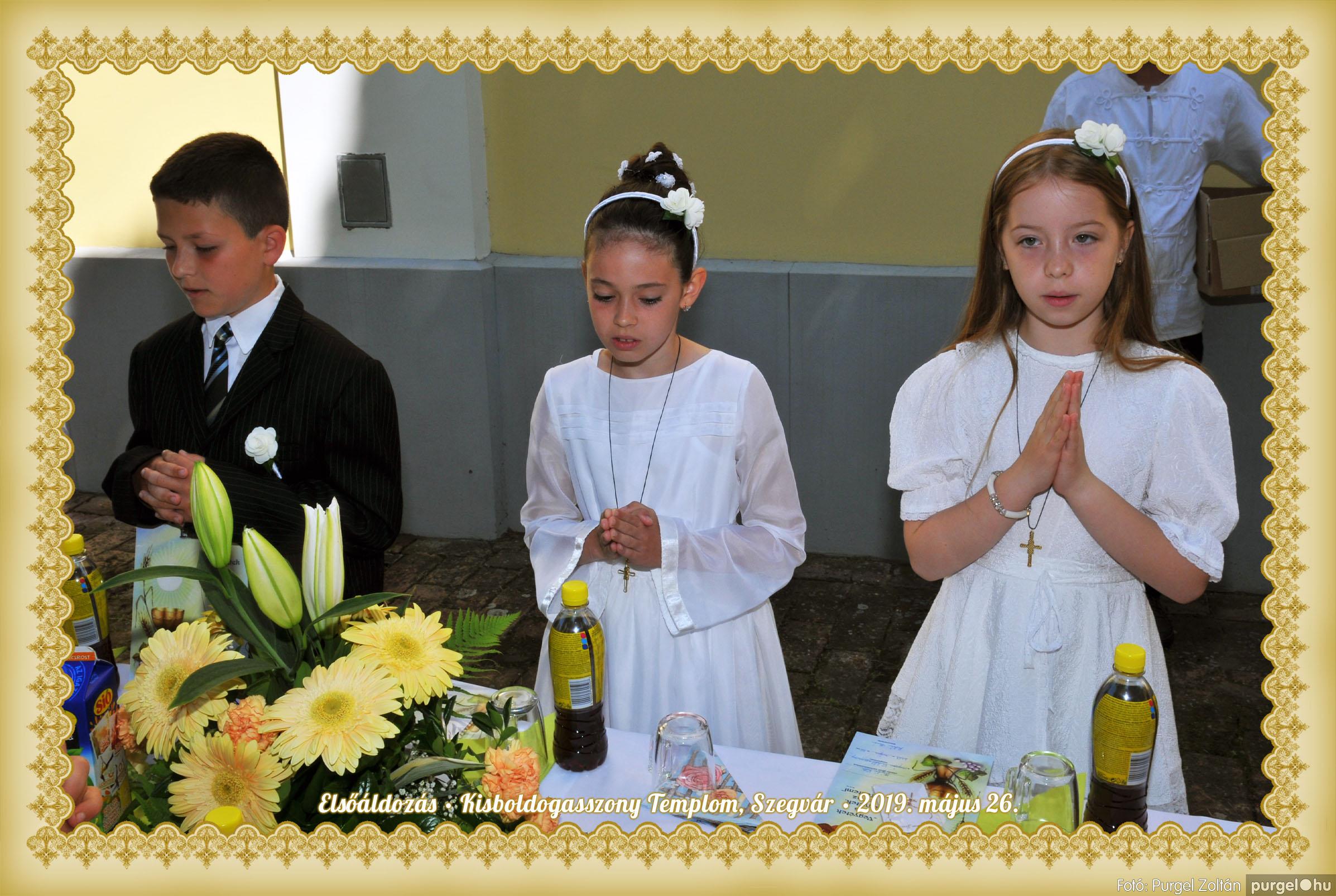 2019.05.26. 047 Kisboldogasszony Templom elsőáldozás - Fotó:PURGEL ZOLTÁN© 047.jpg