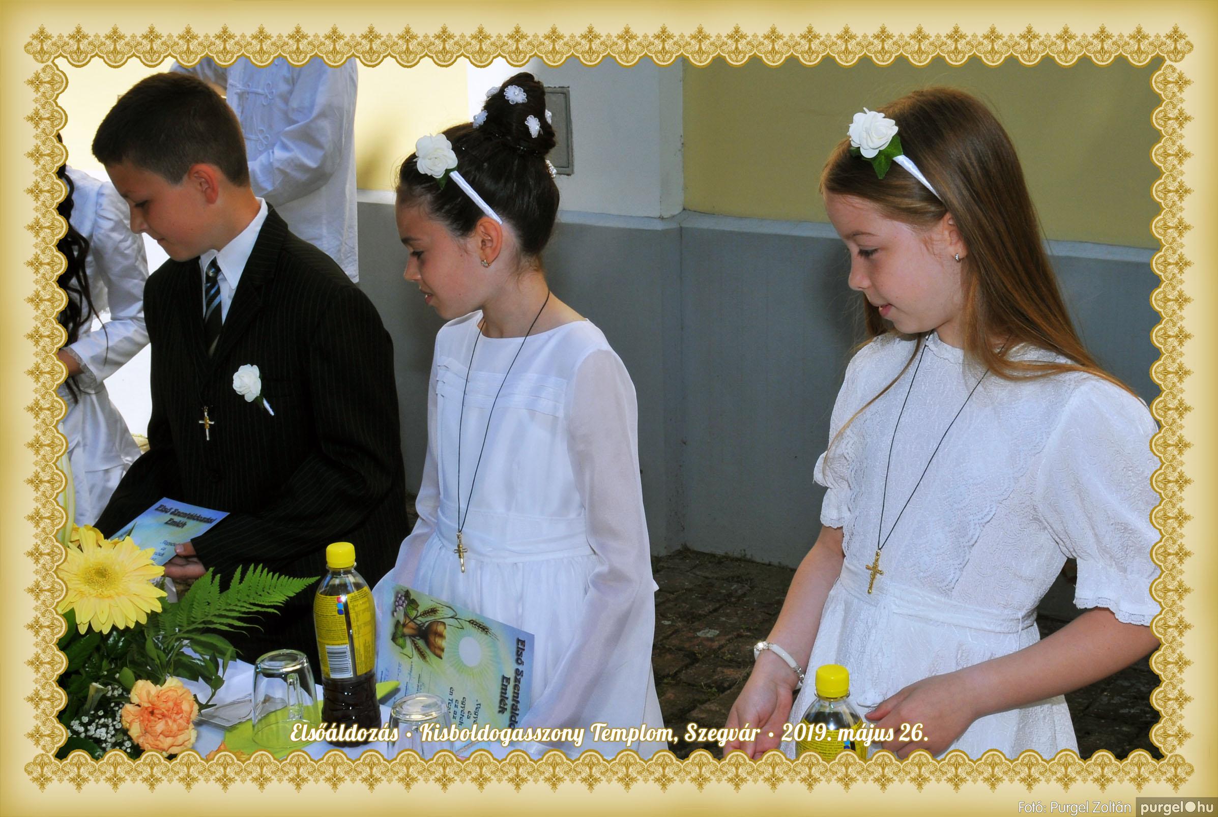 2019.05.26. 046 Kisboldogasszony Templom elsőáldozás - Fotó:PURGEL ZOLTÁN© 046.jpg