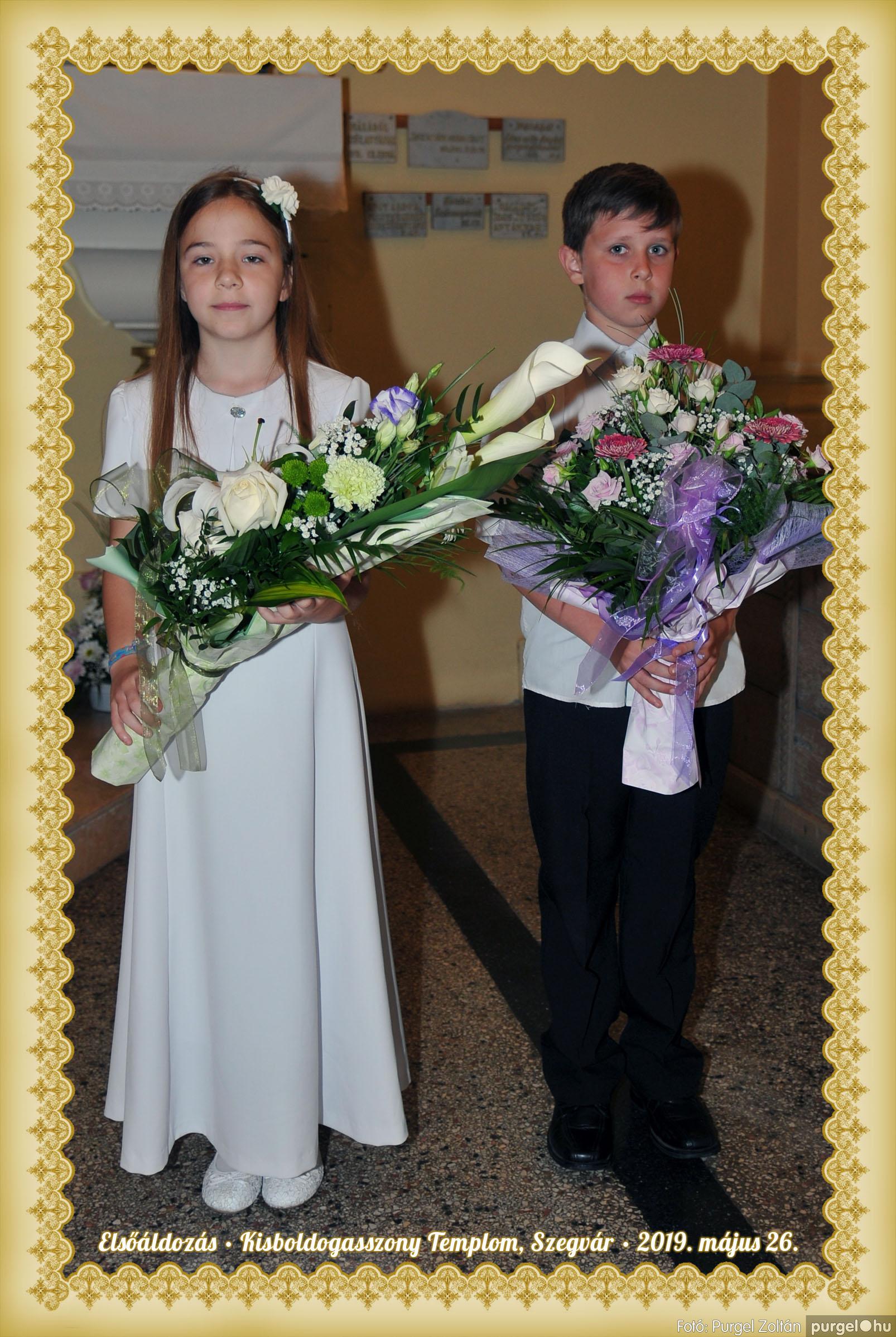 2019.05.26. 043 Kisboldogasszony Templom elsőáldozás - Fotó:PURGEL ZOLTÁN© 043.jpg