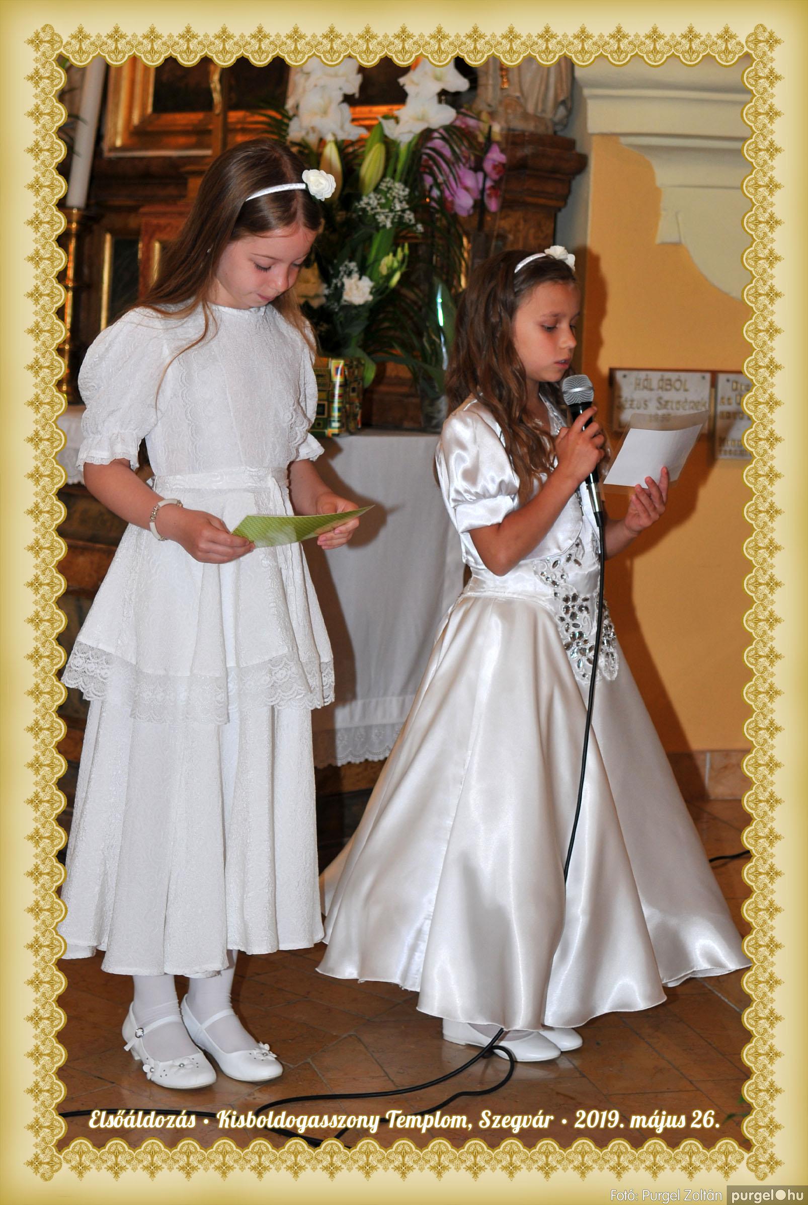 2019.05.26. 041 Kisboldogasszony Templom elsőáldozás - Fotó:PURGEL ZOLTÁN© 041.jpg