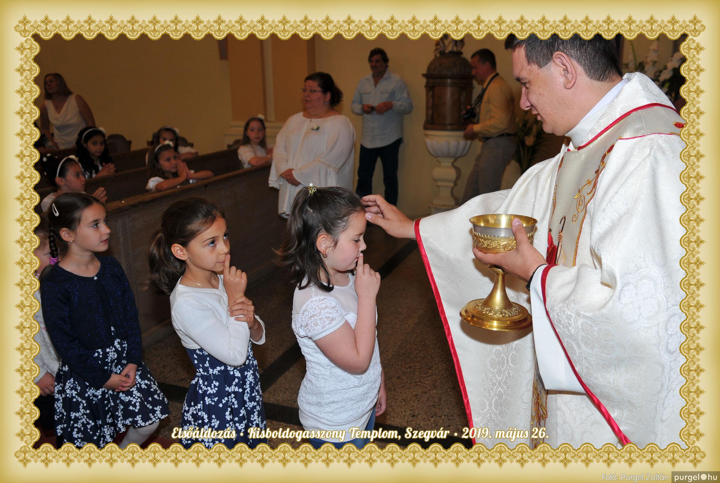 2019.05.26. 038 Kisboldogasszony Templom elsőáldozás - Fotó:PURGEL ZOLTÁN© 038.jpg