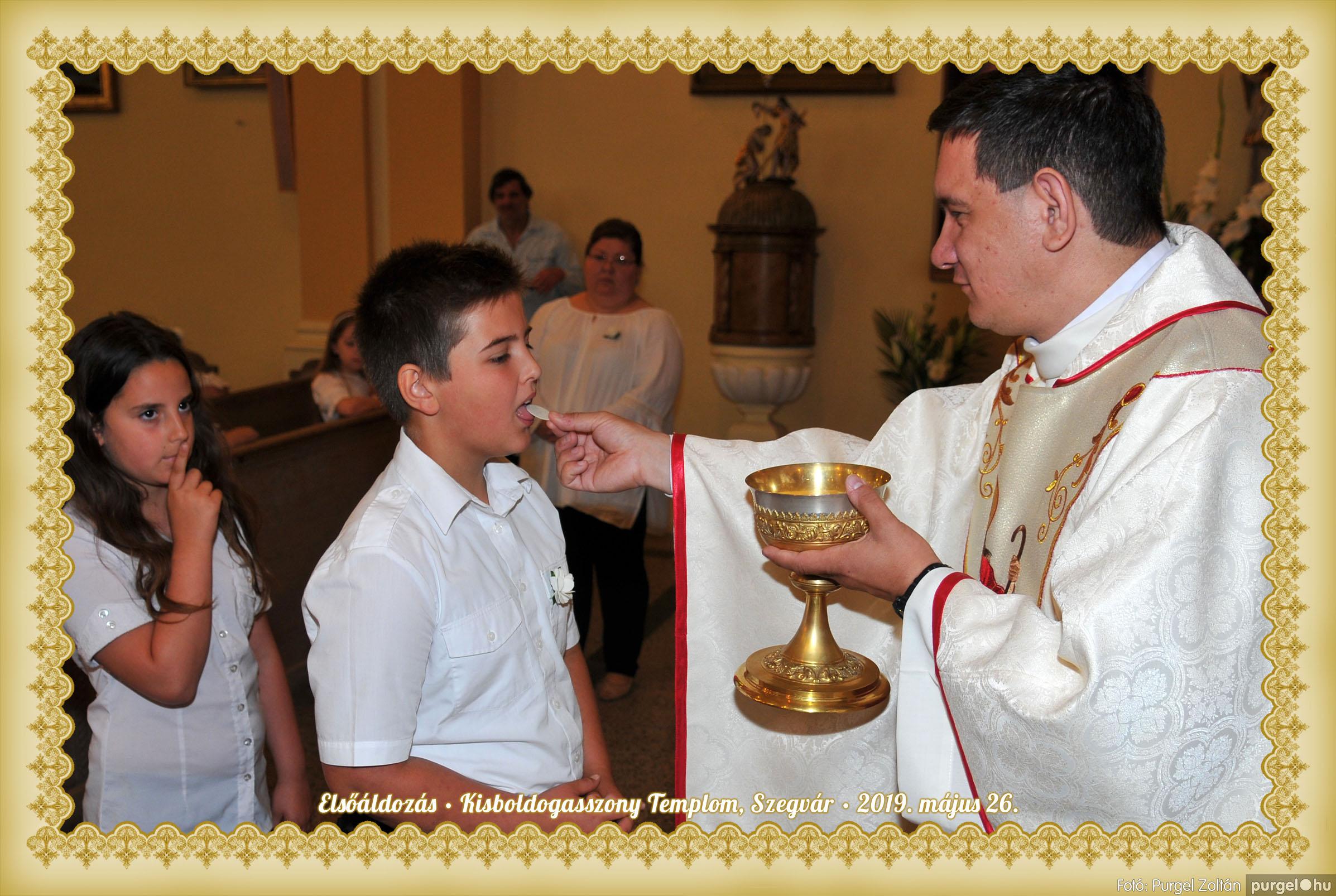 2019.05.26. 036 Kisboldogasszony Templom elsőáldozás - Fotó:PURGEL ZOLTÁN© 036.jpg