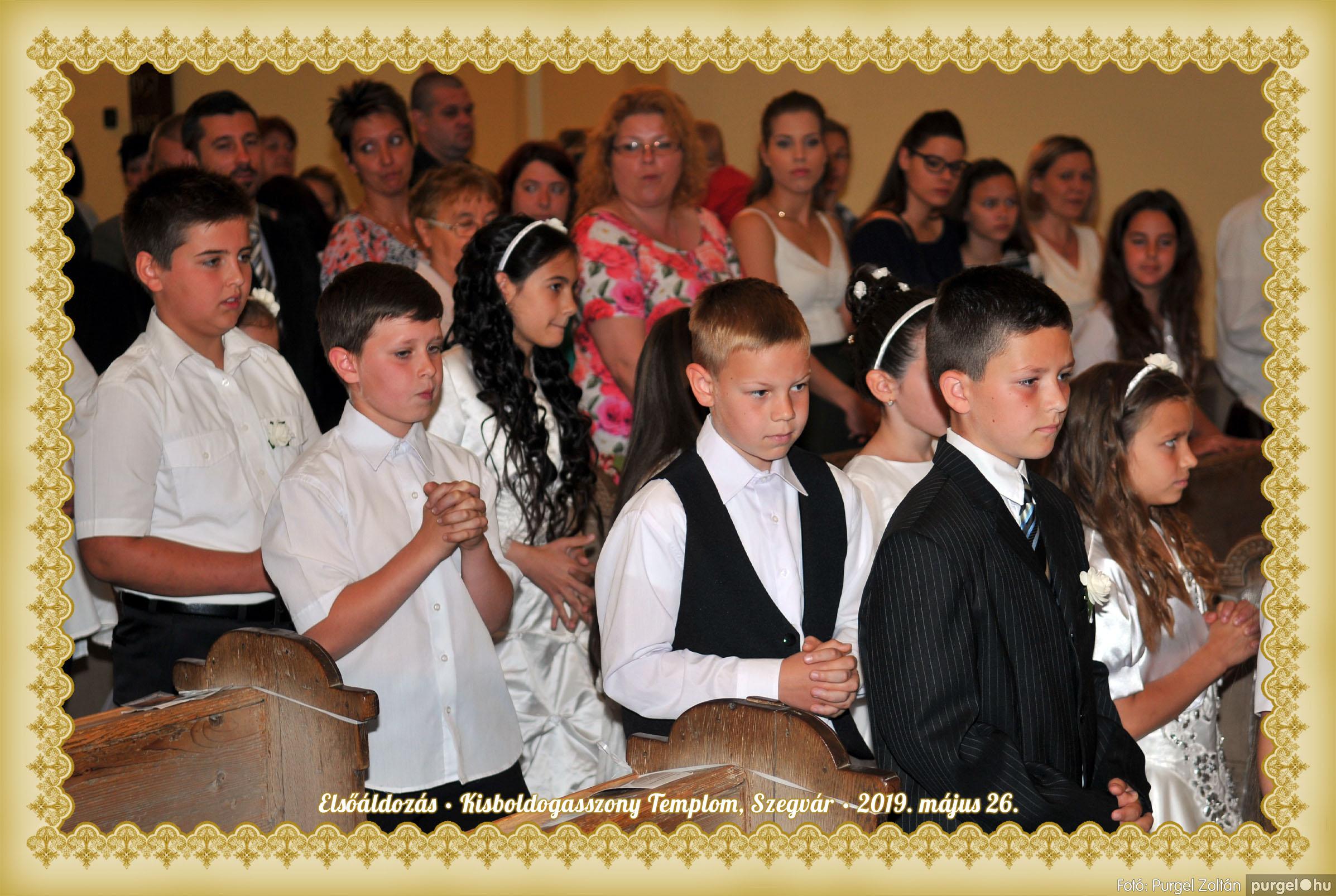 2019.05.26. 006 Kisboldogasszony Templom elsőáldozás - Fotó:PURGEL ZOLTÁN© 006.jpg