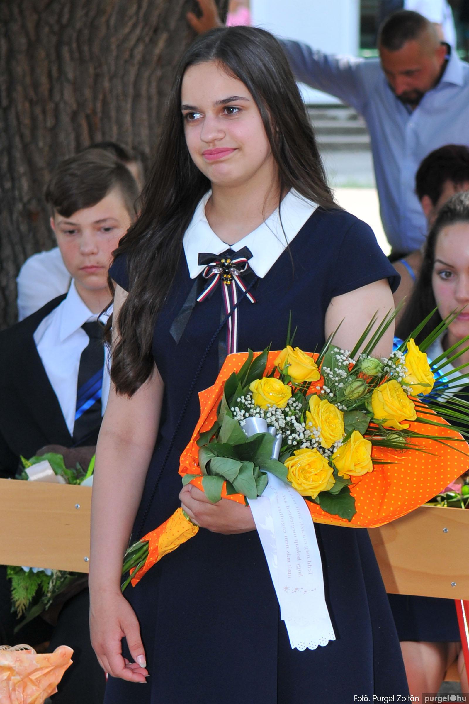 2019.06.15. 197 Forray Máté Általános Iskola ballagás 2019. - Fotó:PURGEL ZOLTÁN© D3K_7124q.jpg