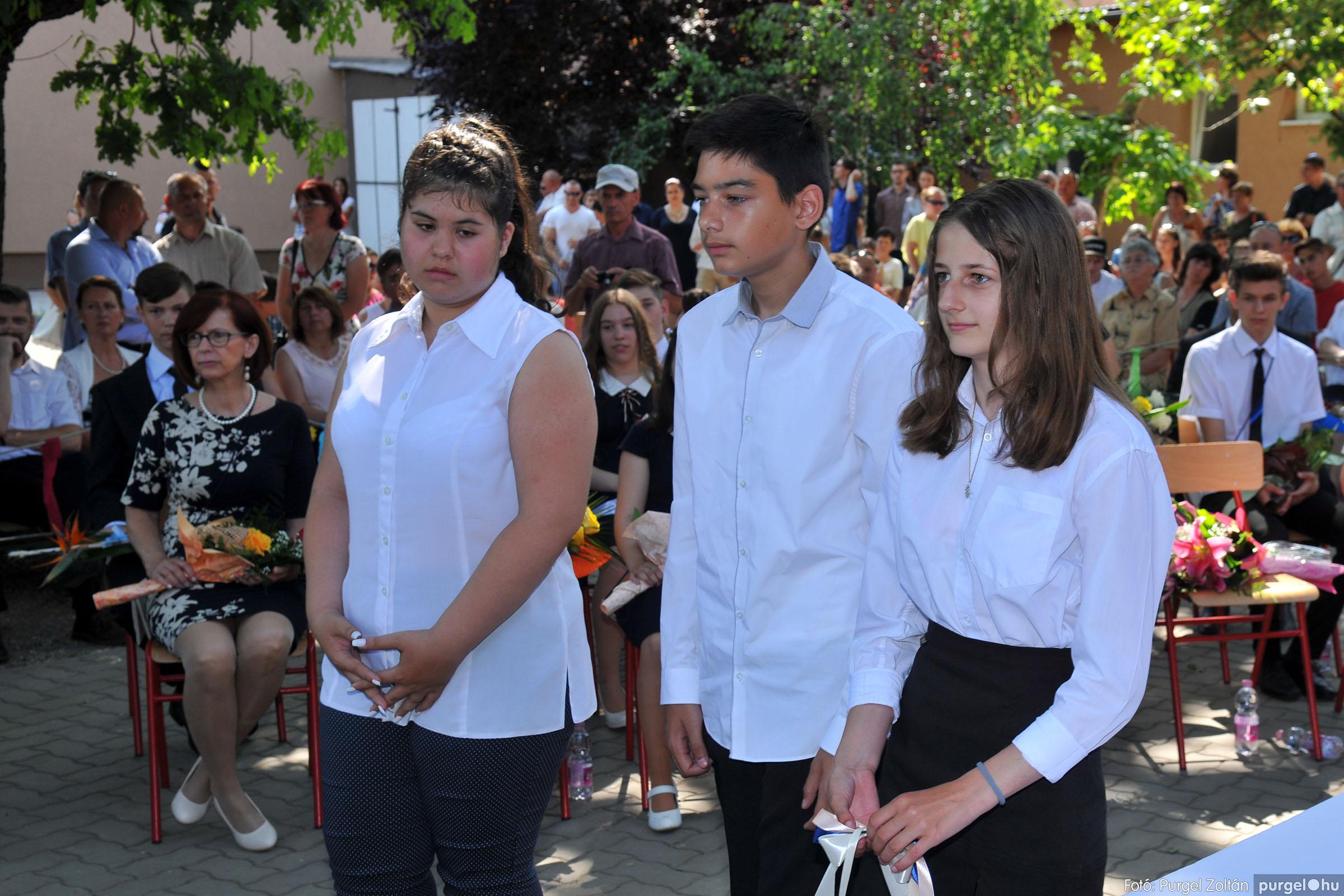 2019.06.15. 157 Forray Máté Általános Iskola ballagás 2019. - Fotó:PURGEL ZOLTÁN© D3K_7064q.jpg