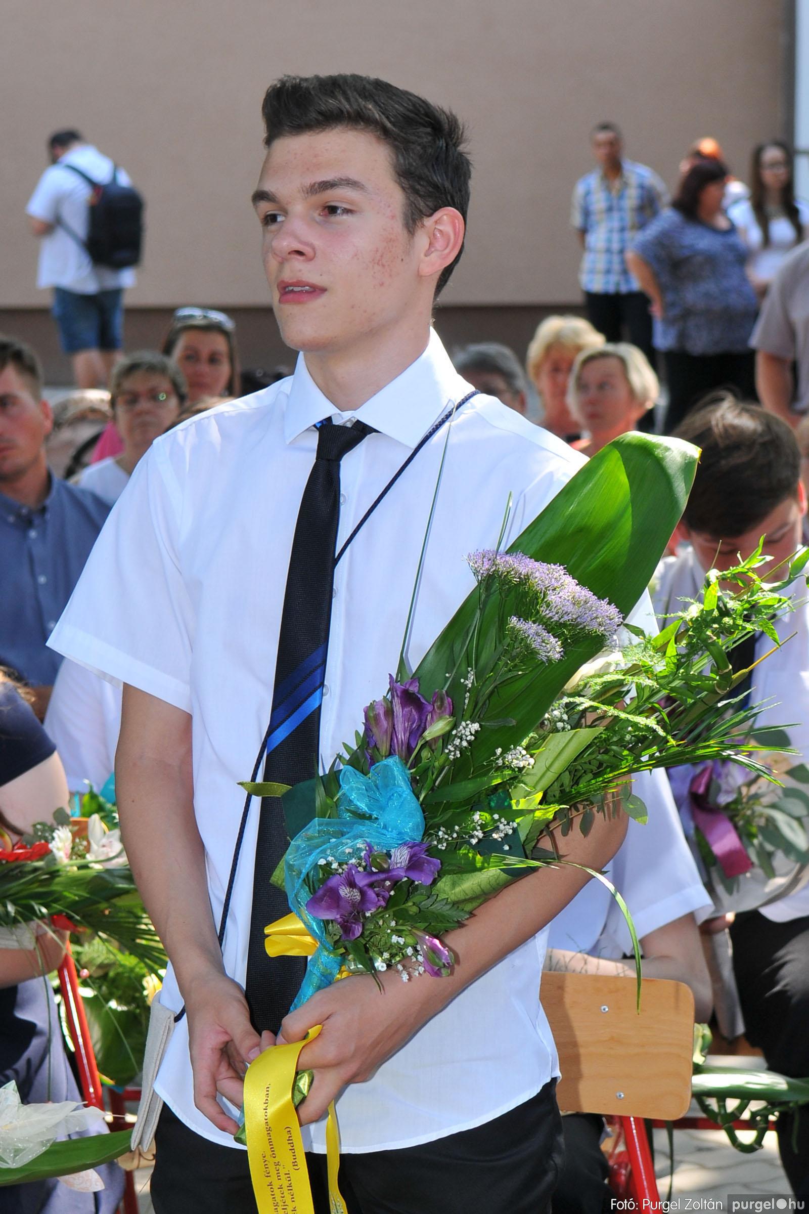 2019.06.15. 199 Forray Máté Általános Iskola ballagás 2019. - Fotó:PURGEL ZOLTÁN© D3K_7126q.jpg