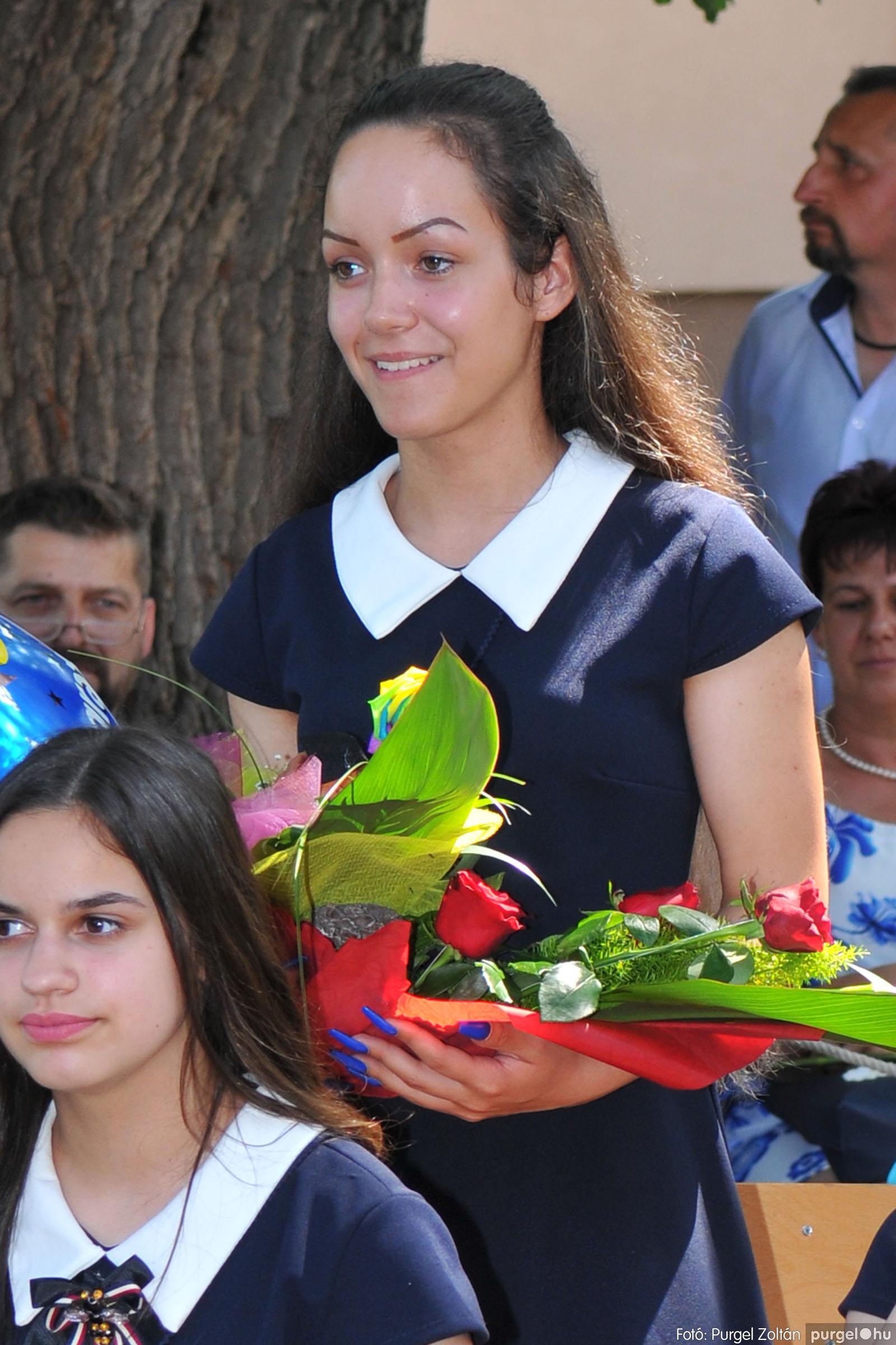 2019.06.15. 191 Forray Máté Általános Iskola ballagás 2019. - Fotó:PURGEL ZOLTÁN© D3K_7117q.jpg