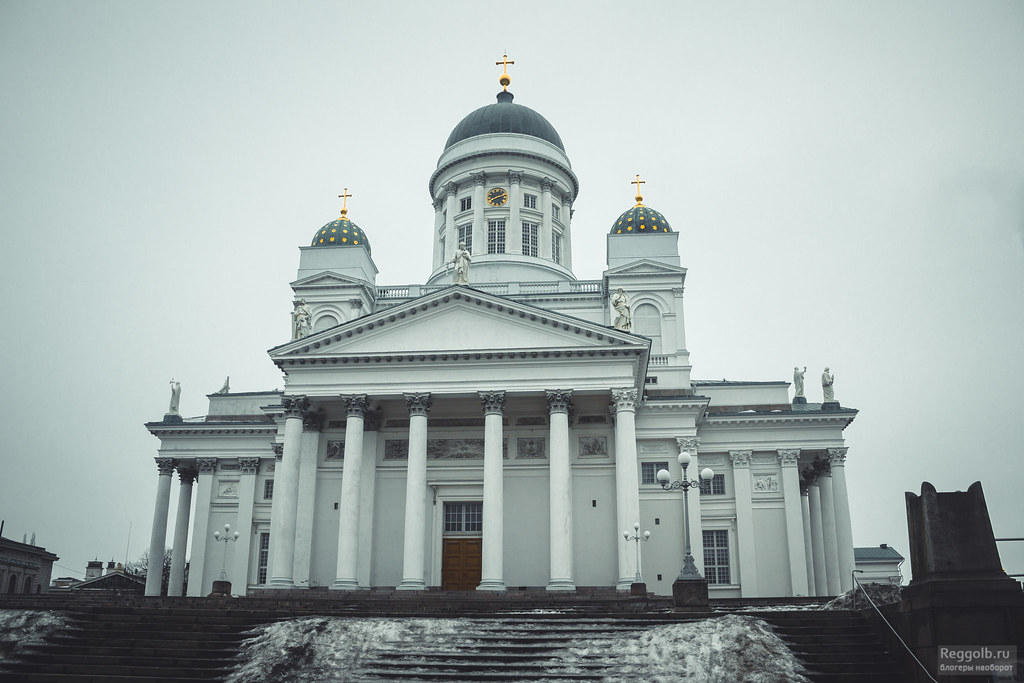 хельсинки достопримечательности собор