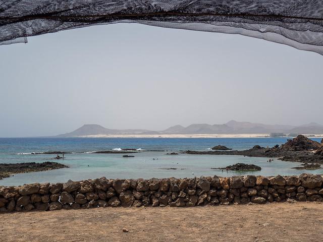Isla de Lobos. Islas Canarias