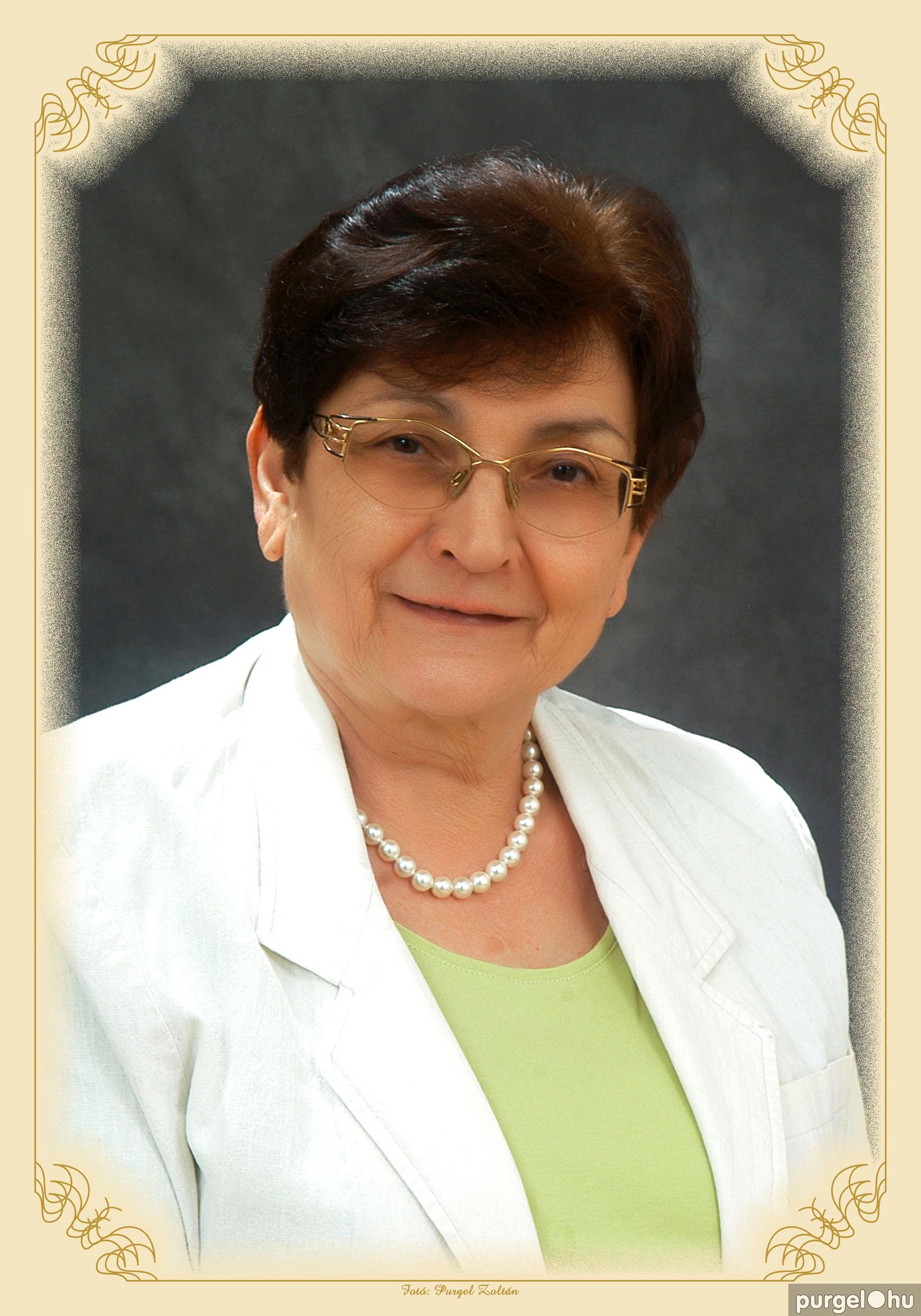 2015. Dr. Hégető Sára Terézia - Szegvár Díszpolgára 2015. - Fotó:PURGEL ZOLTÁN©.jpg