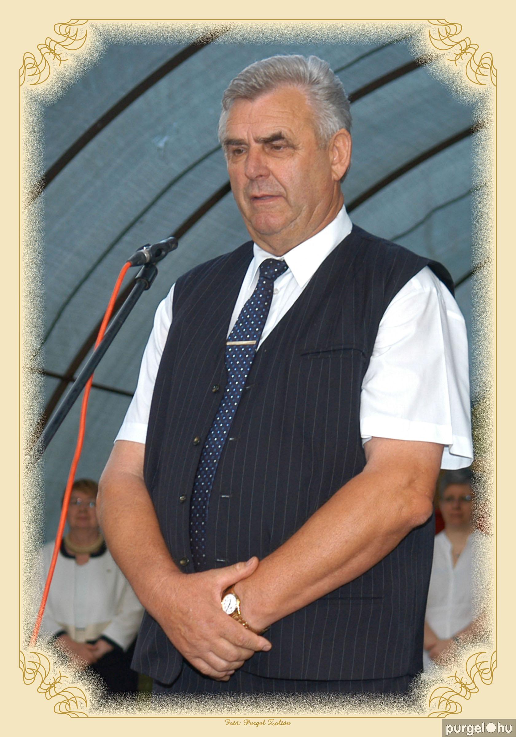 2014. Ternai János - Szegvár Díszpolgára 2014. - Fotó:PURGEL ZOLTÁN©.jpg