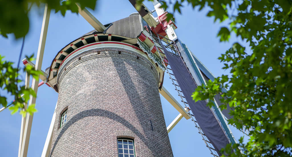 Windmill The Netherlands, Gouda by bike | Your Dutch Guide