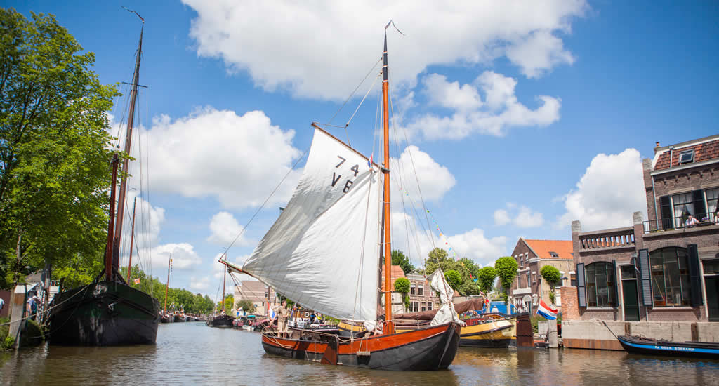 Museumhaven, traditional Dutch boats | Your Dutch Guide