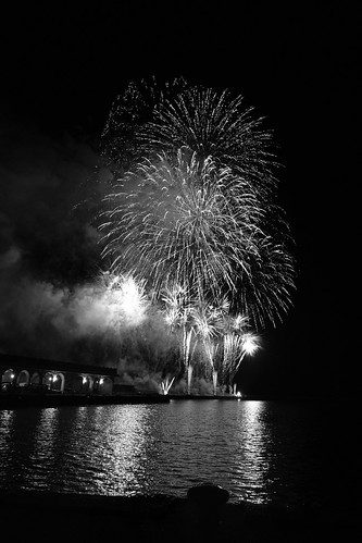 04-08-2019 Fireworks at Wakkanai (39)