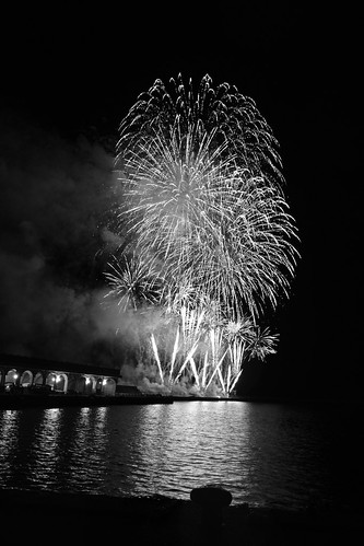 04-08-2019 Fireworks at Wakkanai (36)