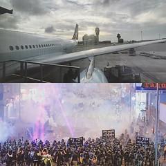這一天是6月9日的日本沖繩那霸機場,香港正值發生百萬人上街的大遊行,是我最盼望回程的一次…而今日是8月5日,要停一停,響應民間發起的全港大罷工! 其實自爆發修例風波,本專頁旅遊分享完全停擺,一直都無再更新,總是覺得身在水深火熱的危難之中,實在不能在另一個平行時空分享旅途上的二三事,反正我很任性只是分享我的經歷,而不是為大家提供旅遊資訊、攻略,索性連專欄也停一停,唯有請讀者見諒。 「香港是我家」無論幾絕望都要先守護我的家,才能和你飛分享我的旅遊人生。 【浪遊旅人】https://ift.tt/1zmJ36B