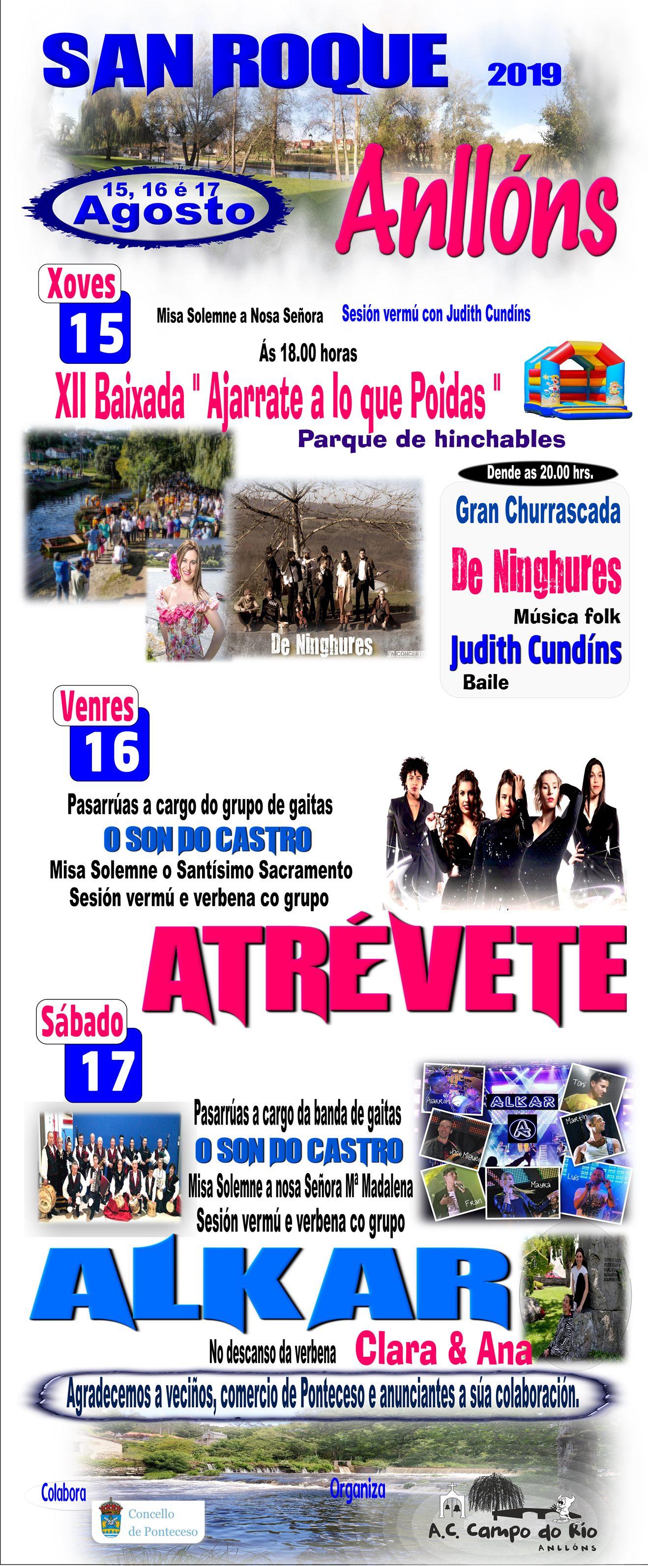 programa San Roque