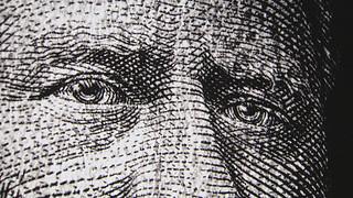 U.S. Grant closeup