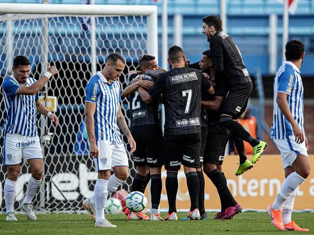 Avaí 0 x 2 Botafogo