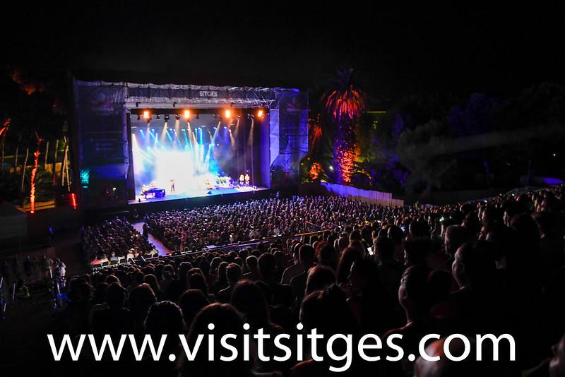 Fotos del Festival Jardins de Terramar Sitges 2021