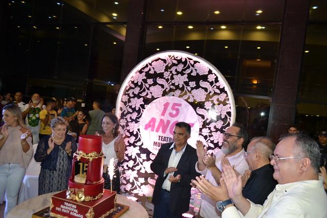 04-08-2019-Comemoração dos 15anos do Teatro Municipal Dix-Huit_Rosado - Luciano lellys (94)