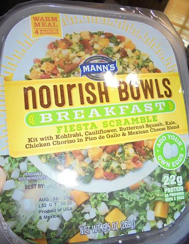 Mann's Nourish Bowl