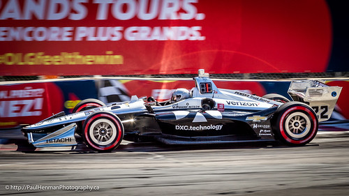 Simon Pagenaud in Turn 8 | by Paul Henman