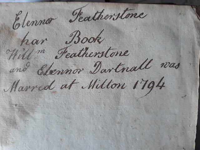 Elennor Dartnall's Prayer Book
