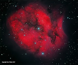 IC 5146 and the Cocoon nebula