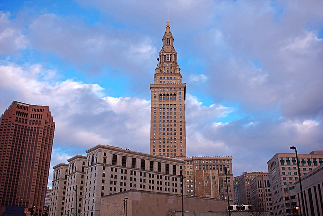 Taking it to the City Streets-Cleveland #39