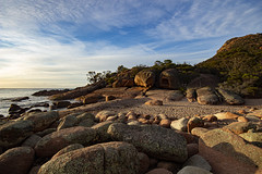 Sleepy Bay, Tasmania.